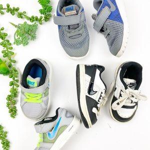 Nike Bundle Lot of Baby Boy Shoes sneakers